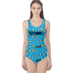 POP ART One Piece Swimsuit