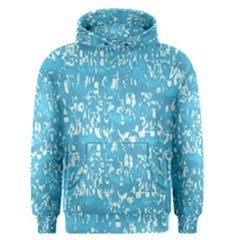 Glossy Abstract Ocean Men s Pullover Hoodie