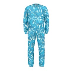 Glossy Abstract Ocean OnePiece Jumpsuit (Kids)