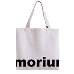 Livermorium 116 Zipper Grocery Tote Bag