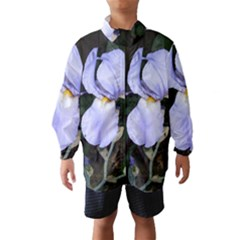 Bearded Iris Wind Breaker (Kids)