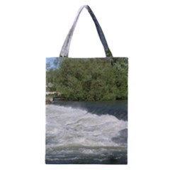 Boise River At Flood Stage Classic Tote Bag