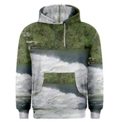 Boise River At Flood Stage Men s Pullover Hoodie