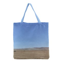 Bruneo Sand Dunes Grocery Tote Bag