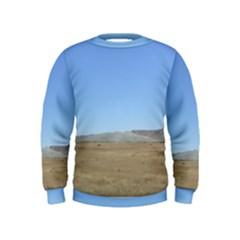 Bruneo Sand Dunes Kids  Sweatshirt