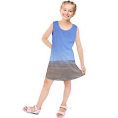 Bruneo Sand Dunes Kids  Tunic Dress
