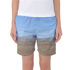 Bruneuo Sand Dunes 2 Women s Basketball Shorts