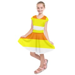 Akoisexual Kids  Short Sleeve Dress