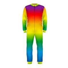 Rainbow OnePiece Jumpsuit (Kids)