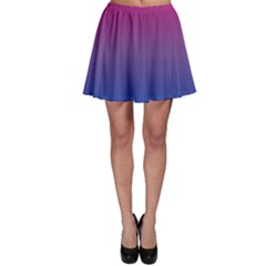 Bi Colors Skater Skirt
