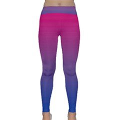 Bi Colors Classic Yoga Leggings