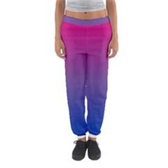 Bi Colors Women s Jogger Sweatpants