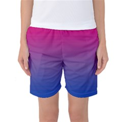 Bi Colors Women s Basketball Shorts