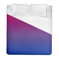 Bi Colors Duvet Cover (Full/ Double Size)