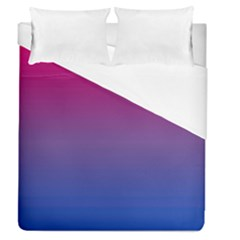 Bi Colors Duvet Cover (Queen Size)