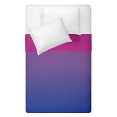 Bi Colors Duvet Cover Double Side (Single Size)