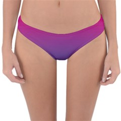 Bi Colors Reversible Hipster Bikini Bottoms