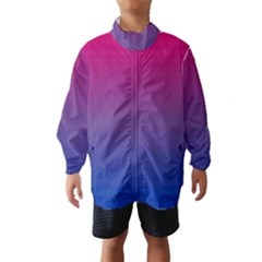 Bi Colors Wind Breaker (Kids)