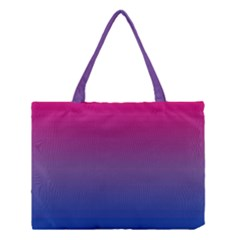 Bi Colors Medium Tote Bag
