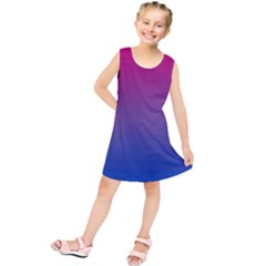 Bi Colors Kids  Tunic Dress