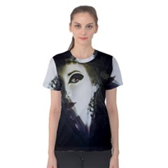 Goth Bride Women s Cotton Tee
