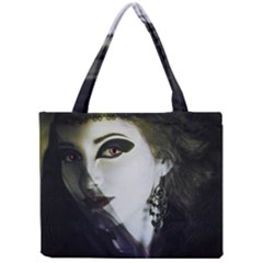 Goth Bride Mini Tote Bag