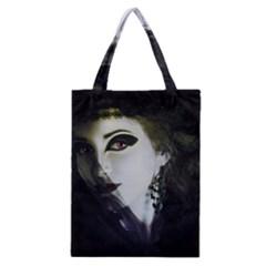 Goth Bride Classic Tote Bag