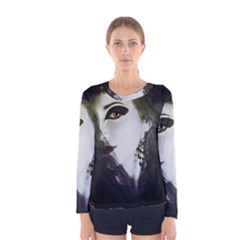 Goth Bride Women s Long Sleeve Tee