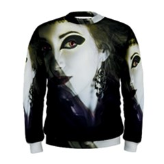 Goth Bride Men s Sweatshirt