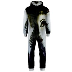 Goth Bride Hooded Jumpsuit (Men)