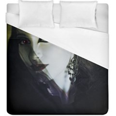 Goth Bride Duvet Cover (King Size)