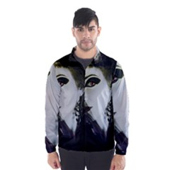 Goth Bride Wind Breaker (Men)