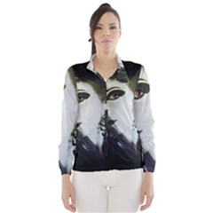 Goth Bride Wind Breaker (Women)