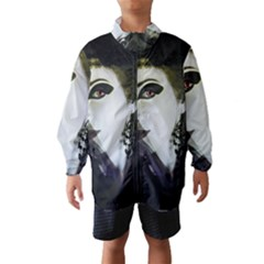 Goth Bride Wind Breaker (Kids)
