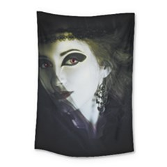 Goth Bride Small Tapestry