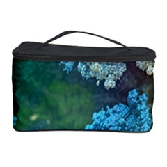 Fractal Formula Abstract Backdrop Cosmetic Storage Case