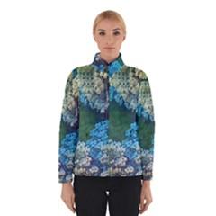 Fractal Formula Abstract Backdrop Winterwear