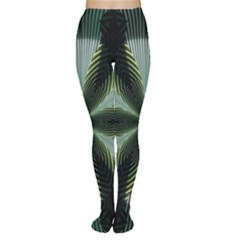 Lines Abstract Background Women s Tights
