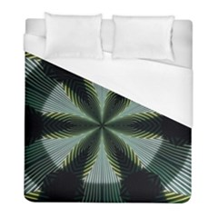Lines Abstract Background Duvet Cover (full/ Double Size)