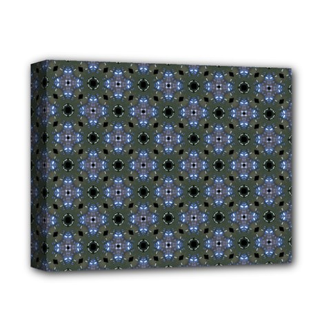 Space Wallpaper Pattern Spaceship Deluxe Canvas 14  x 11