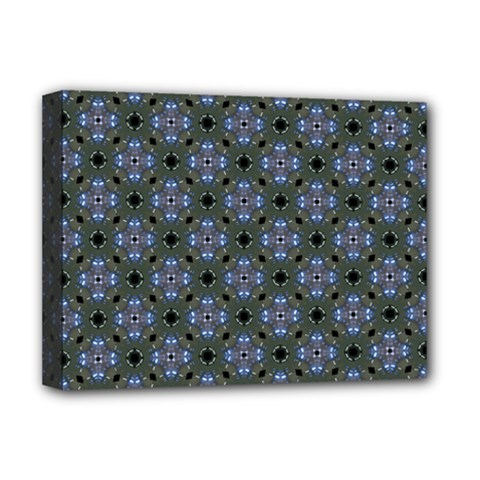 Space Wallpaper Pattern Spaceship Deluxe Canvas 16  X 12
