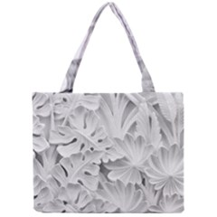 Pattern Motif Decor Mini Tote Bag