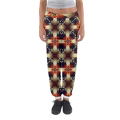 Kaleidoscope Image Background Women s Jogger Sweatpants