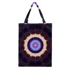 Mandala Art Design Pattern Classic Tote Bag