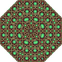Pattern Background Bright Brown Golf Umbrellas