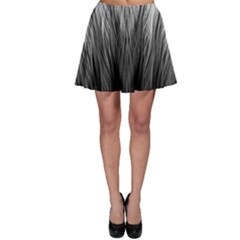 Feather Graphic Design Background Skater Skirt