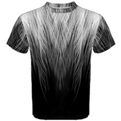Feather Graphic Design Background Men s Cotton Tee