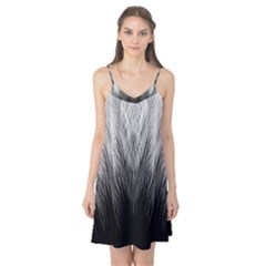 Feather Graphic Design Background Camis Nightgown