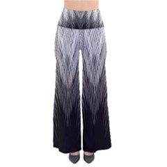 Feather Graphic Design Background Pants