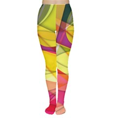 Abstract #367 Women s Tights